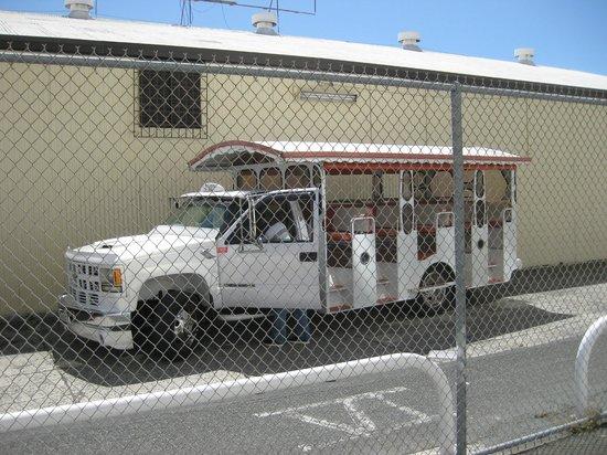 Sapphire Beach: En typisk taxa på St. Thomas