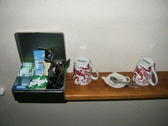 Streonshalh B&B: Tea making facilities