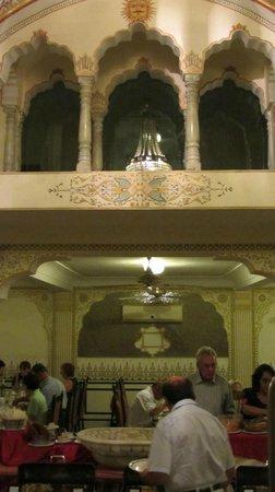 Mandawa Haveli Jaipur: restaurant