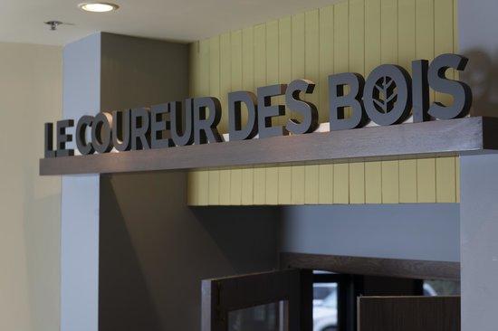 Beloeil, Canada: Culinary bistro-Le Coureur des Bois