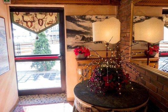 Compagnoni Hotel : Рядом с ресепшеном