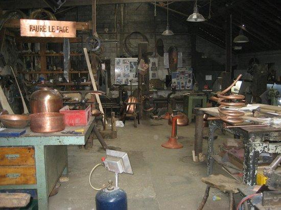 Atelier du Cuivre