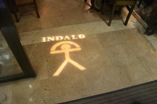Indalo Tapas Alcala Centro: Si encuentras este emblema en Alcalá, entra