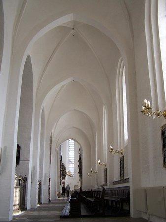 Aarhus Domkirke: One of the naves