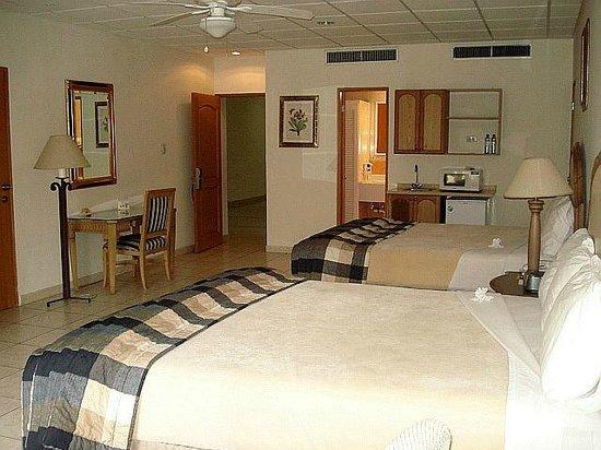 Las Cumbres Hotel & Water Park : Habitacion