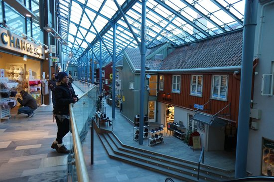 f3a6888b6 Trondheim Torg shopping centre - Picture of Nidaros Cathedral ...