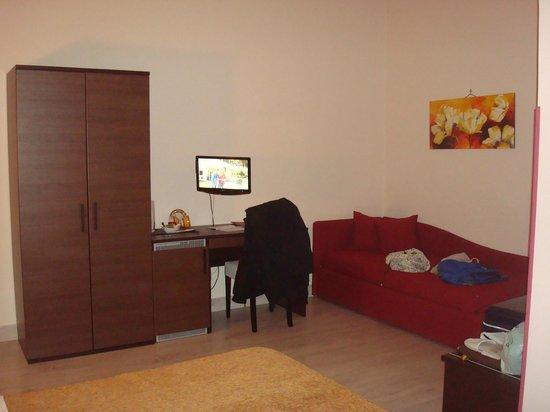 Hotel Tonic: Camera standard