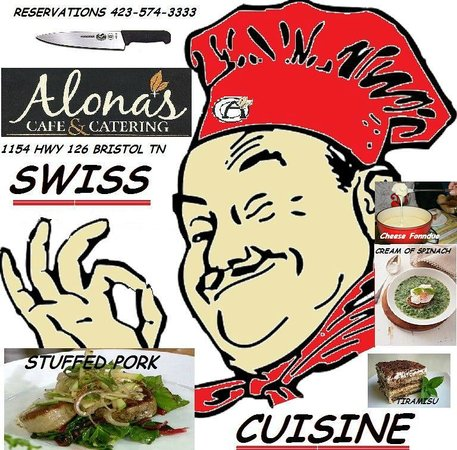 Cafe Alona: SWISS CUISINE LAST WEEK MARCH