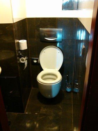 The Charles Hotel: toilettes du rez de chaussée