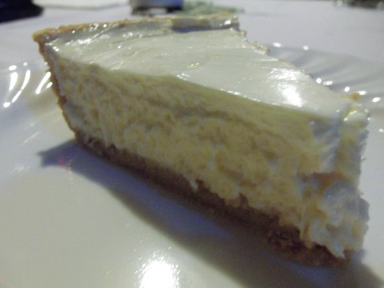 The Crows Nest Cafe, Bar & Grill: world´s best cheesecake