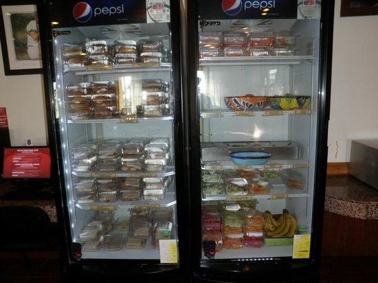 Snack Bar Cooler