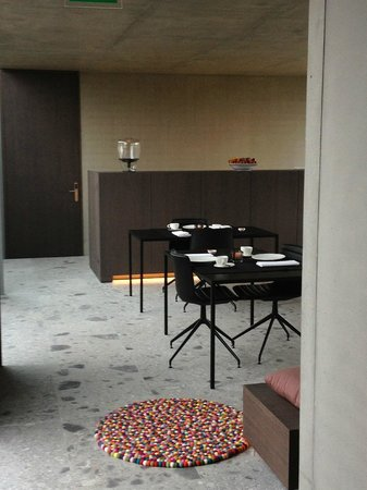 Pure Hotel Notarishuys: breakfast room