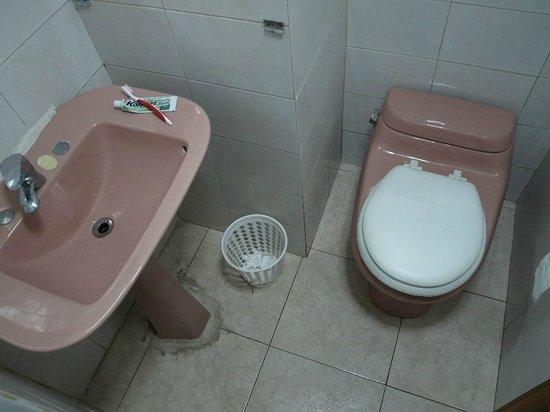 HQ Villa Hostel: Salle de bain privé
