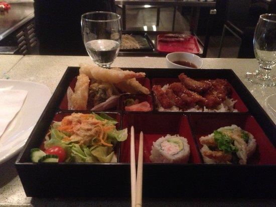 Soto: Sushi boat