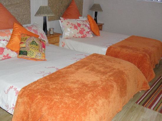 Saruna Guesthouse : INKUKU room