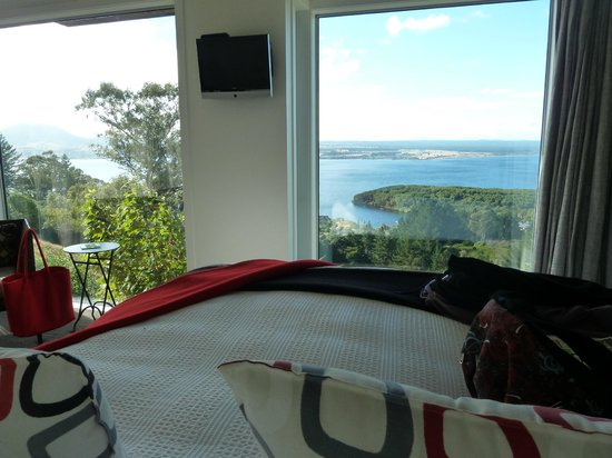 Acacia Cliffs Lodge: View from the bedroom