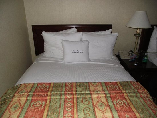 DoubleTree by Hilton Hotel Fort Lee - George Washington Bridge: sweet dreams