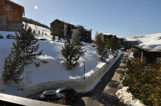 Hotel Club mmv Plagne Montalbert Les Sittelles: le bqlcon