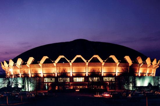 Morgantown, WV: WVU Coliseum