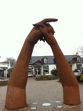 Gretna Green Blacksmith Shop: impressive
