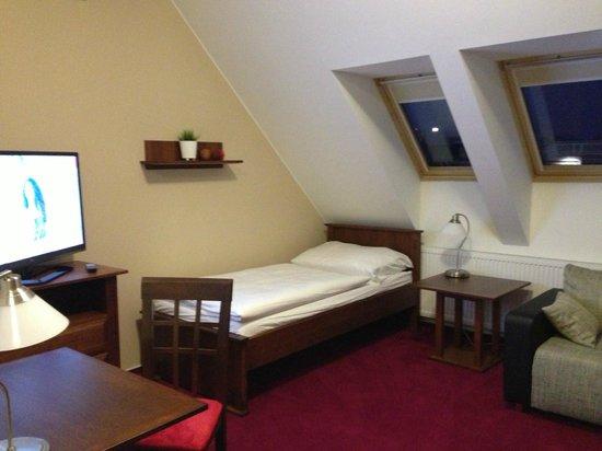 Hotel Brioni : Room