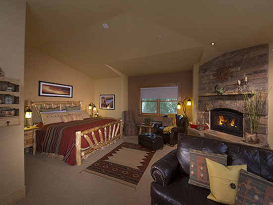 Niwot Inn & Spa: The King Suites
