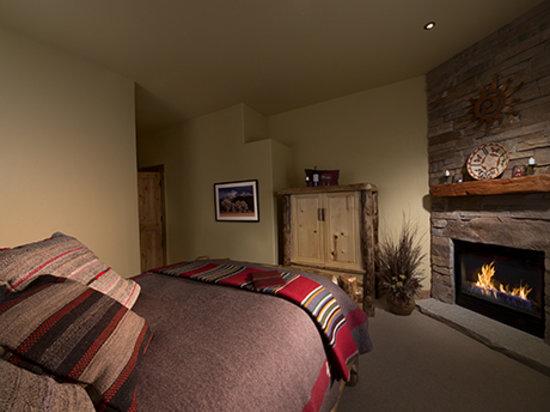 Niwot Inn & Spa: The queen suite