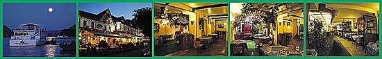 Hotel Vater Rhein: 3-star hotel and restaurant on the Rhine