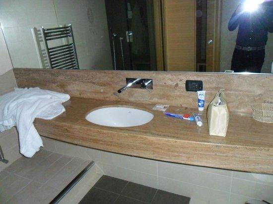 Hotel Pineta: Bagno