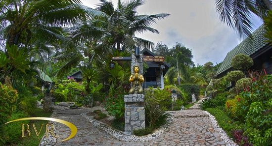 Boomerang Village Resort: Garden