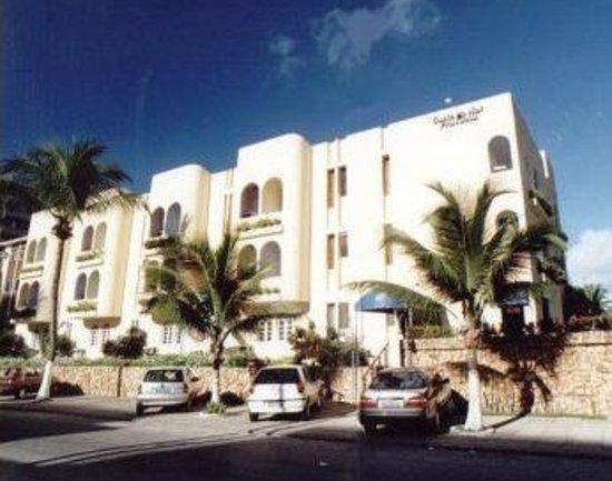 Recanto do Mar Praia Hotel: Fachada do Hotel