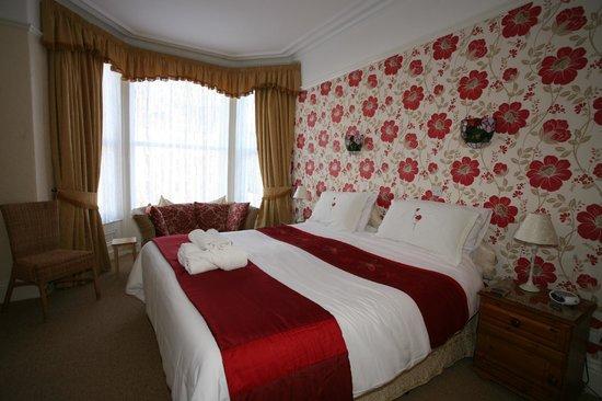 Del-Mar Bed & Breakfast: master room 4 s/king ensuite