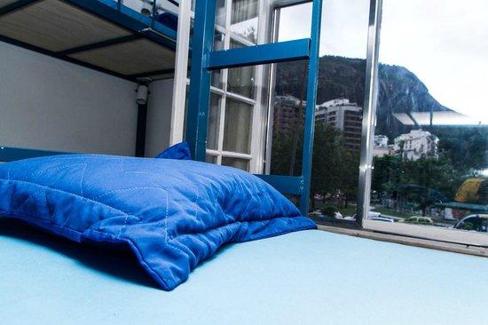 Lagoa Guest House: Dormitório compartilhado com 09 camas