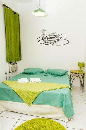 Lagoa Guest House: Suíte com banheiro privativo