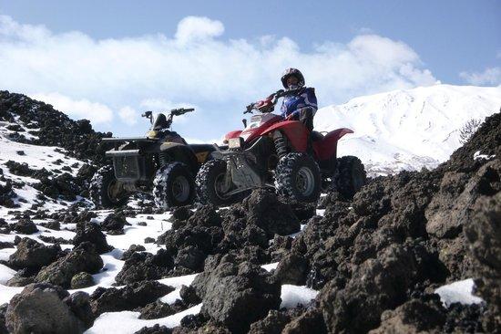 Etna Quad Adventure