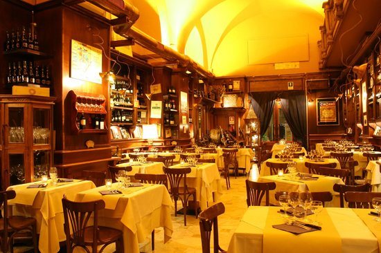 Photo of Italian Restaurant Capranica Enoteca & Taverna at Piazza Capranica, 104, 00186 Roma, Roma 00186, Italy