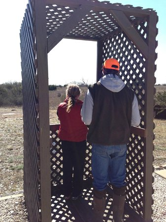 Rough Creek Lodge: Skeet Shooting