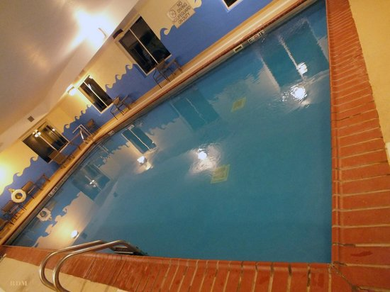 Holiday Inn Express Hotel & Suites Cincinnati: The Pool