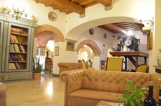Hotel Mulino di Firenze: Hall