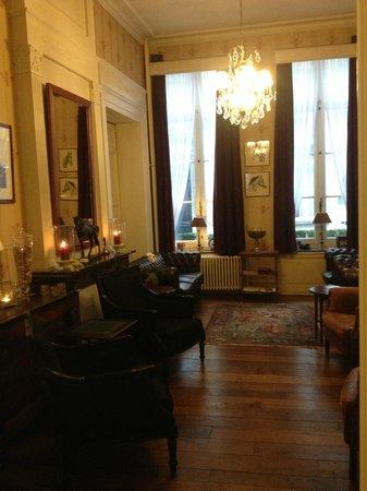 Hotel Patritius: Lounge