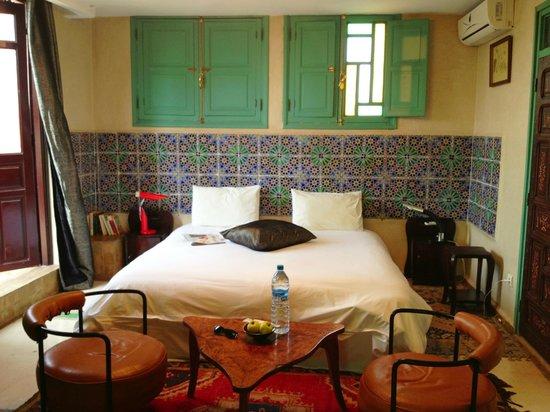Riad Malika: Rooftop suite