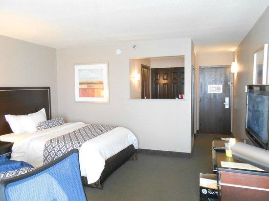 Wyndham Garden Lafayette: Room