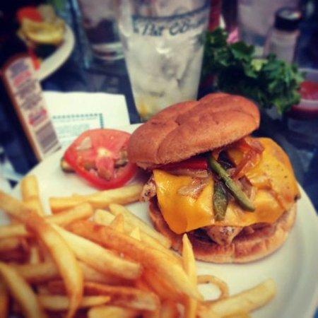 chicken fajita sandwich picture of pat o brien s san antonio rh tripadvisor com