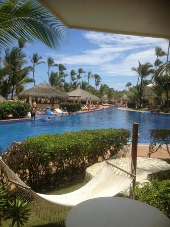 Excellence Punta Cana: swim up suite