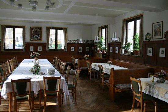 Hotel-Gasthof Klingentor: Stor spisesal