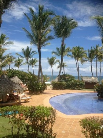 Excellence Punta Cana: Clear skies all week