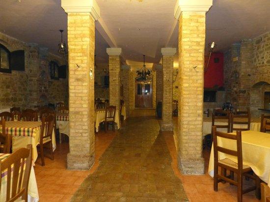 Country House Il Borghetto La Meta: interno sala grande