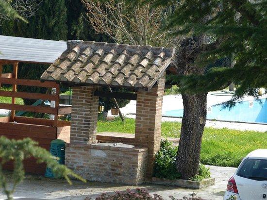 Country House Il Borghetto La Meta : giardino