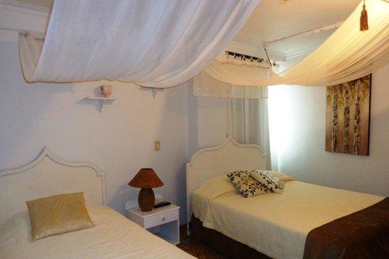 San Andres Noblehouse Hotel: Quarto (nº1)