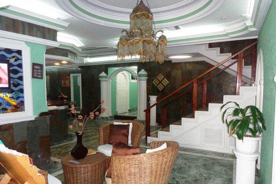 San Andres Noblehouse Hotel: Entrada do hotel
